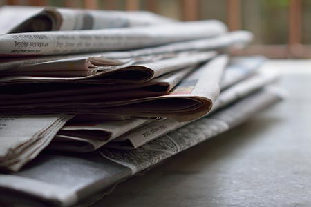 Press release translation in newspapers and the media