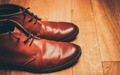 Spanish-English Shoe Terms: Men's Dress Shoes