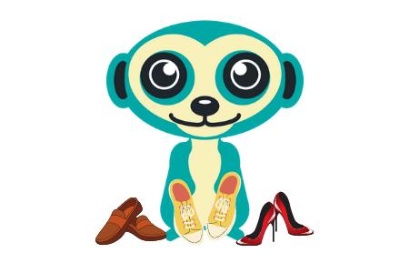 Suricata for shoe terminology translations
