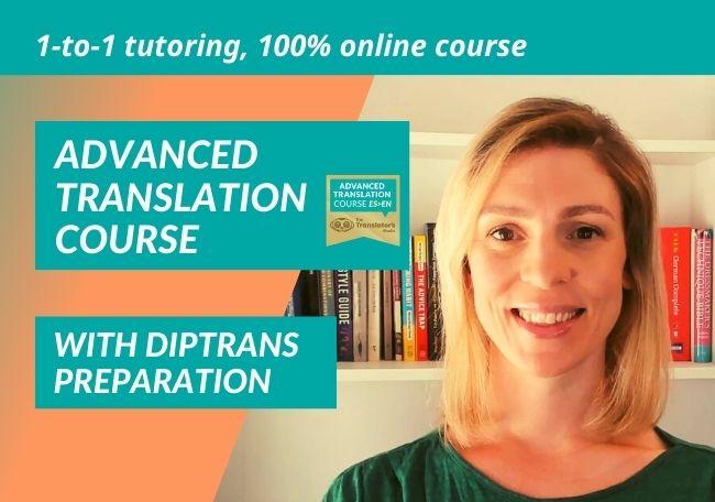Advanced course shop image