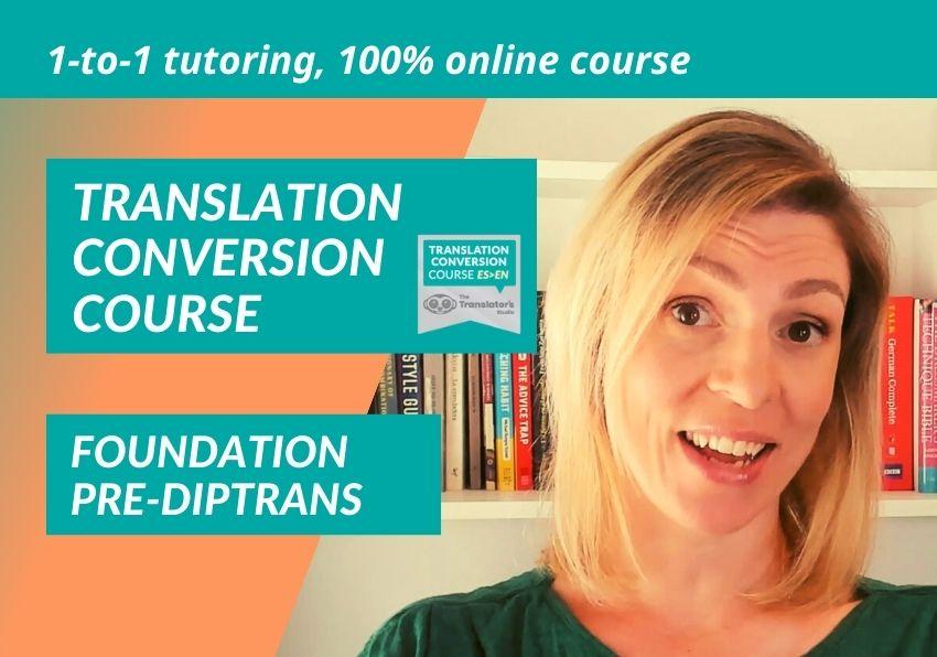 Conversion course shop image