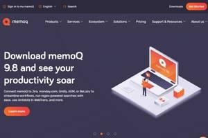 MemoQ CAT tool